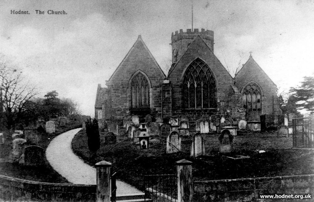 St Luke's Church, Hodnet