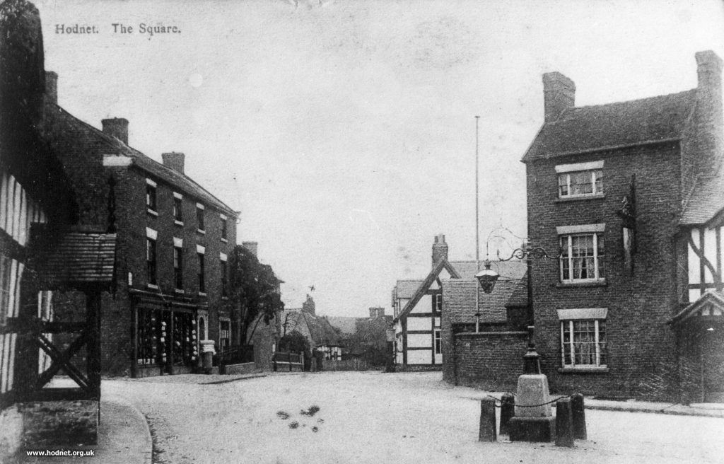 The Square, Hodnet