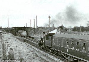 Railway, Wollerton