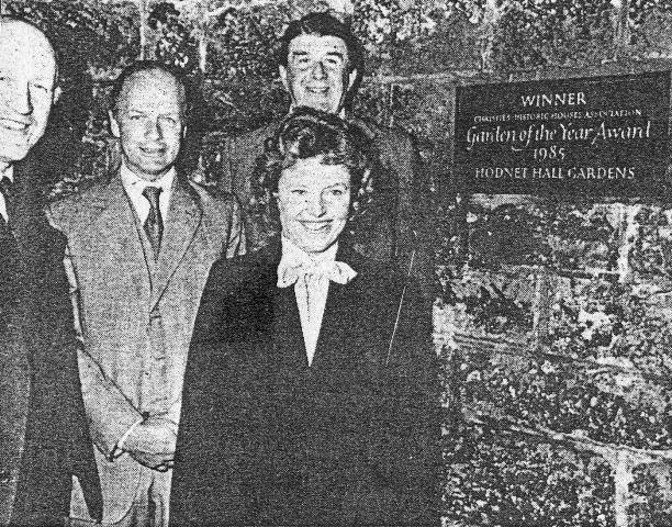 Hall Gardens Award 1985