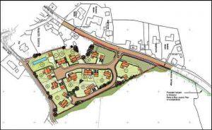 Drayton Road Proposed Site Plan