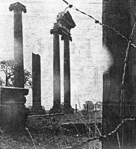 Ruin As Memorial Picture