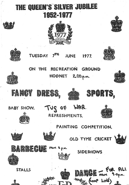 Silver Jubilee 1977 Picture1