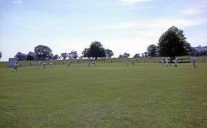 Cricket Hodnet June 1963