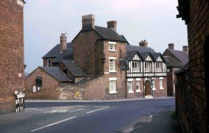 The Bear Inn, Hodnet July 1963