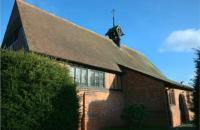 Peplow Chapel South Walls