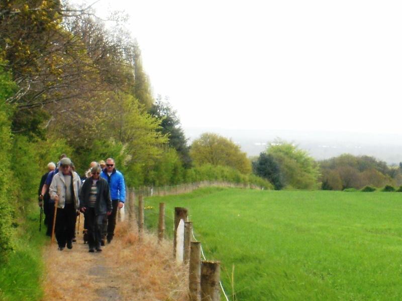Hodnet Footpath Group Walk