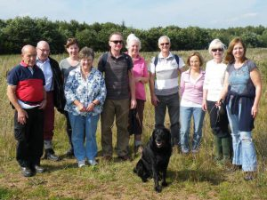 Peplow Community Walk 11Sep15