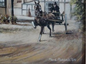 Paddock Painting Signature
